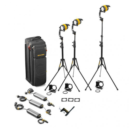 DEDO LIGHTS KDL4-BI3B Dedolight DLED4 LED Bi-Colour Kit