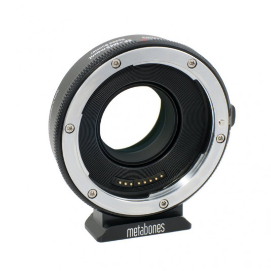 METABONES MB_SPEF-M43-BT4 Metabones Canon EF to Micro Four Thirds Speed Booster ULTRA 0.71x