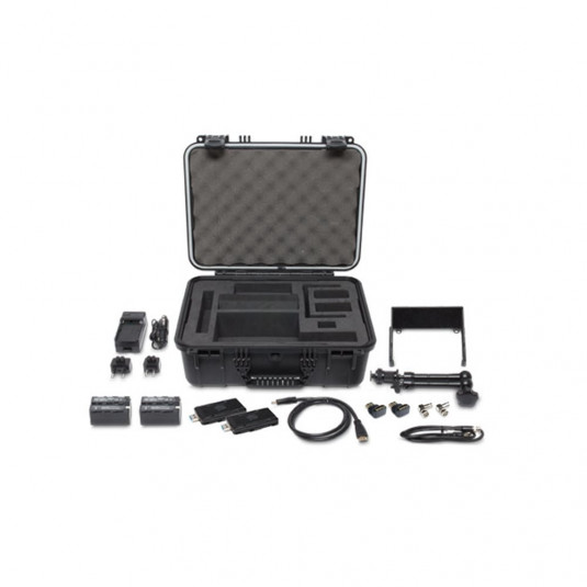 SOUND DEVICES PIX-E7 KIT PIX-E7 Accessories Kit With Hard Case, Batteries, and SpeedDrives