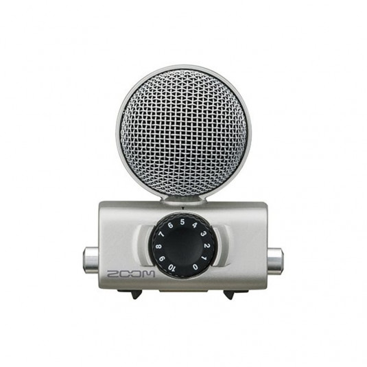 ZOOM UK ZACMSH6 Zoom MSH-6 Mid-Side Microphone Capsule for H5 and H6