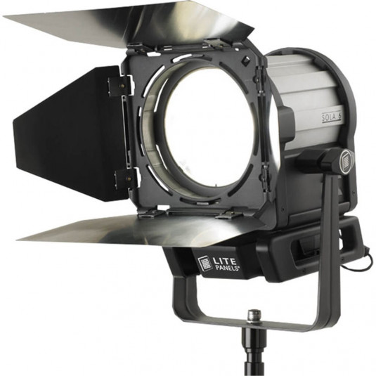 LITE PANELS 906-2004 Litepanels Sola 6C Daylight LED Fresnel