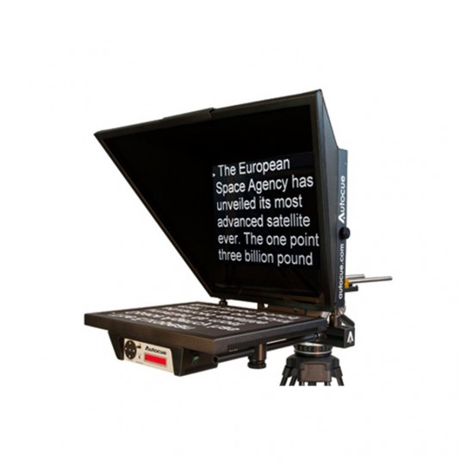 """AUTOCUE OCU-MSP17LWALR Master Series 17"""" Prompter + Long Rods for Large Studio Lens on Pedestal"""