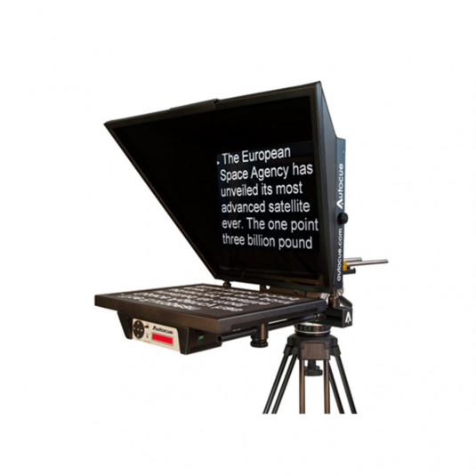 "AUTOCUE OCU-MSP20LWASRPP Master Series 20"" Prompter Kit with Large Wide Angle Hood"