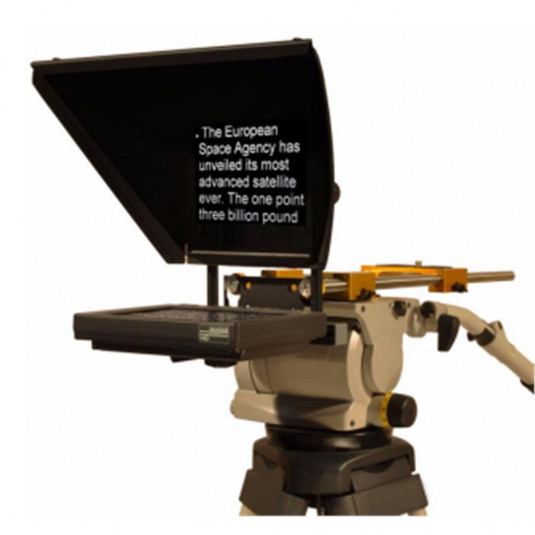 """AUTOCUE OCU-PSP08SWAMB Professional Series 8"""" with Small Wide Angle Hood and Matte"""