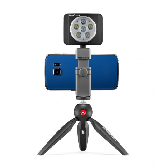 MANFROTTO MSCLAMP Manfrotto TwistGrip Universal Smartphone Clamp