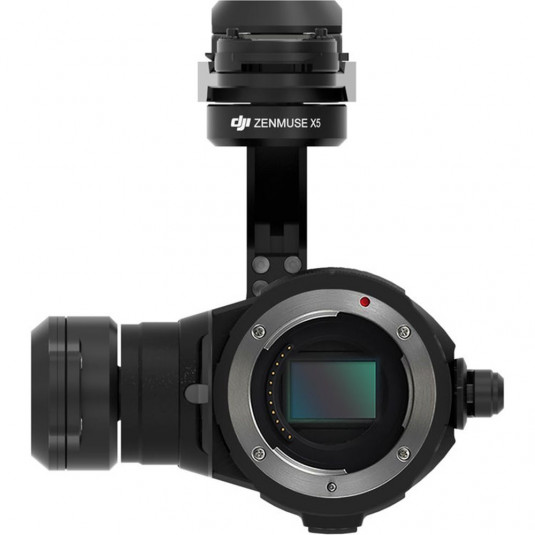 DJI ZENMUSE-X5-PART 1 DJI Zenmuse X5 3-Axis Gimbal & 4K Camera (No Lens)