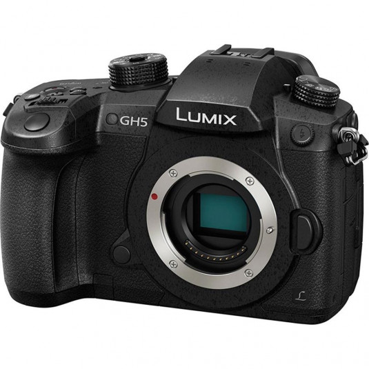 PANASONIC DCGH5EB-K Panasonic Lumix GH5 Body