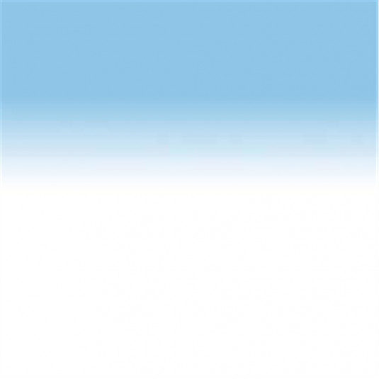 TIFFEN 6666CGTB1H 6.6X6.6 CLR/TROPIC BLUE 1 HE