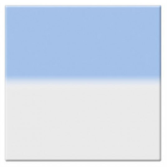 TIFFEN 66CGB2H 6X6 CLR/BLUE 2 GRAD HE FILTER