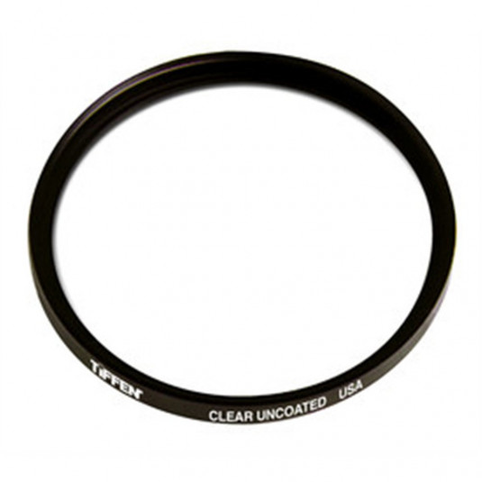 TIFFEN S9CLRUN SERIES 9 UNCOATED CLEAR FILTER