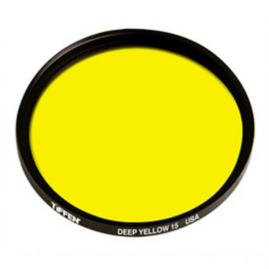 TIFFEN S9DY15 SERIES 9 DEEP YELLOW 15 FILTER