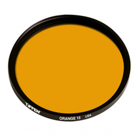 TIFFEN S9OR15 SERIES 9 ORANGE 15 FILTER