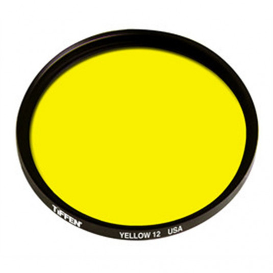 TIFFEN S9Y12 SERIES 9 YELLOW 12 FILTER