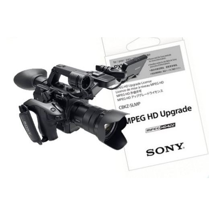 Sony FS5 (CBKZ-SLMP) MPEG2 HD Upgrade License