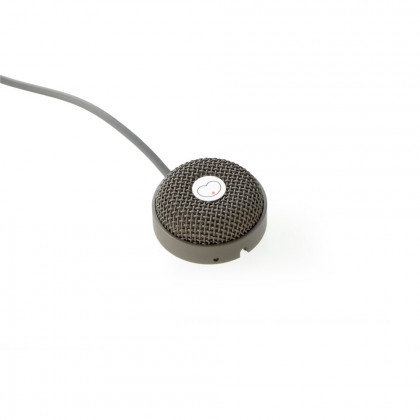 SANKEN CUB-01PT-GY Miniature Boundary Microphone Pigtail - Grey
