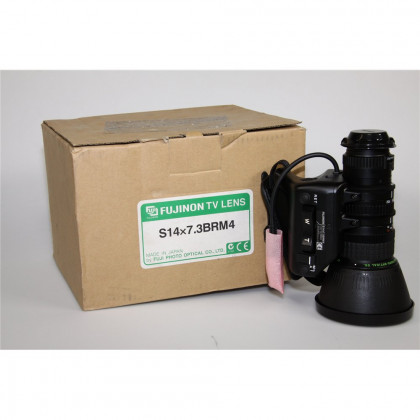 FUJINON S14X7.3BRM4 Professional Standard Lens