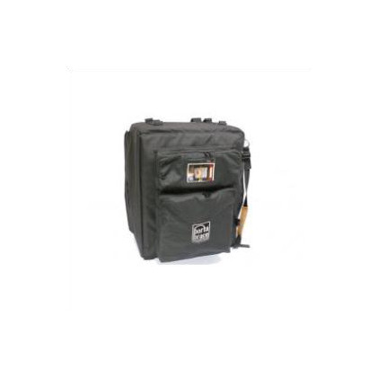 PORTABRACE BK-3BLC BLK, Modular Backpack, Local w