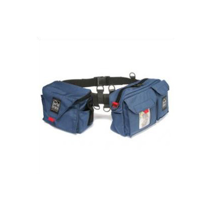 PORTABRACE BP-3 Belt Pack with two pouches (in