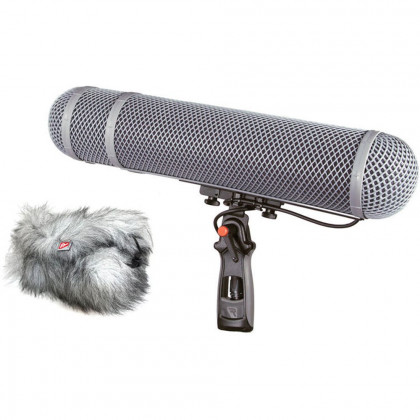 RYCOTE 086005 Rycote Windshield Kit 5 - Complete Windshield and Suspension System