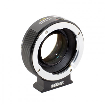 METABONES MB_SPCY-E-BM2 Contax Yashica Lens to Sony NEX Speed Booster ULTRA