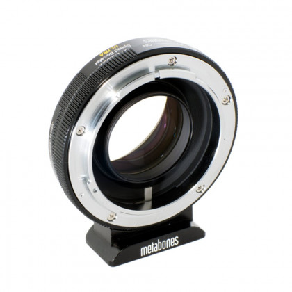 METABONES MB_SPFD-E-BM2 Metabones Canon FD to E-mount Speed Booster ULTRA (Black Matt)