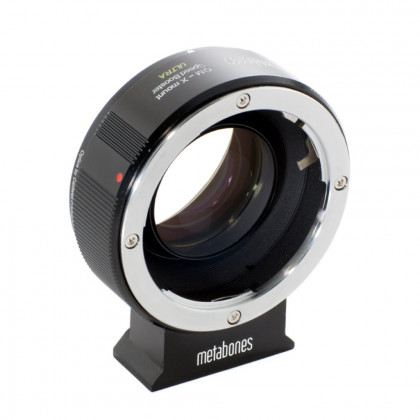 METABONES MB_SPOM-X-BM2 Metabones Olympus OM to X-mount Speed Booste ULTRA r (Black Matt)