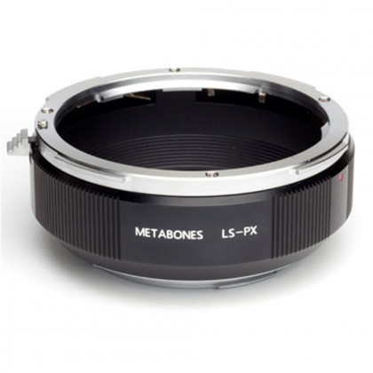 METABONES MB_PK67-LS-BM1 Metabones Pentax 67 Lens to Leica S Adapter