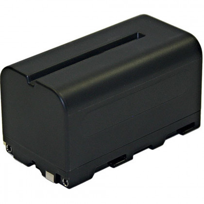 CINEROID GBT013 NP-F750 Type Hi-Load Li-Mn Battery 7.4v 4400mA