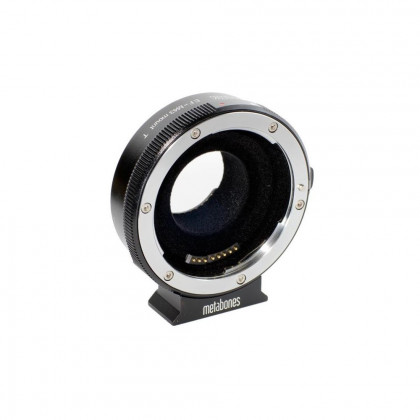 METABONES MB_NF-M43-BT2 Metabones Nikon F to Micro Four Thirds T Adapter Mark II (Black Matte)