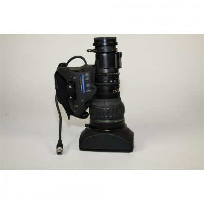 CANON HJ17EX7.6B IRSE HD Standard lens w/2x ext, Sho