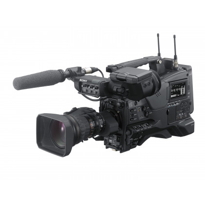 Sony PXW-Z450 4K 2/3-type Professional Camcorder