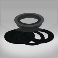 Flexible adapter ring kit (for