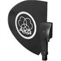 Active wide band antenna. For