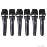 Vocal & Instrument Microphones