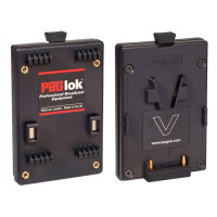 PAG 9512 Adapts PAGlok Connector for V-