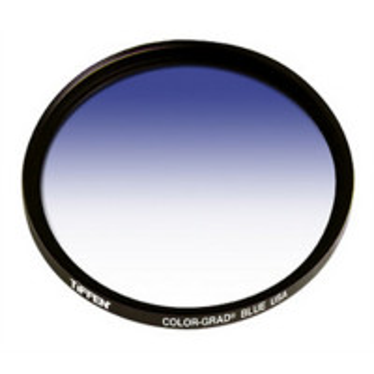 TIFFEN 67CGBLUE 67MM COLOR GRAD BLUE FILTER
