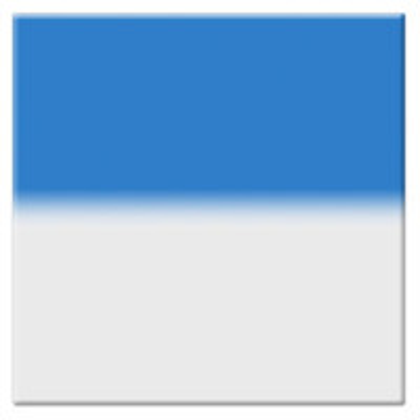 TIFFEN 33CGB4H 3X3 CLR/BLUE 4 GRAD HE FILTER
