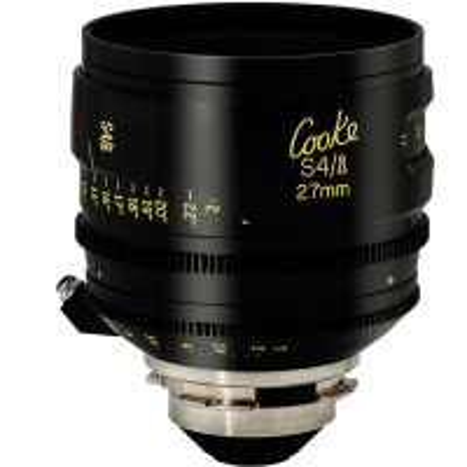 COOKEOPTICS S4I 27MM LENS Cooke 27mm S4/i T2 PL Mount Lens