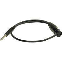 "AMBIENT ADX6,3F Adapter cable 1/4"" TRS plug to"