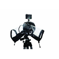 Transparent Rain Cover for HD-DSLR