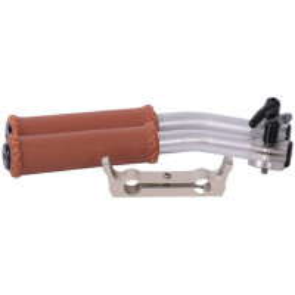 VOCAS 0390-0202 Tilted Handgrip kit, including