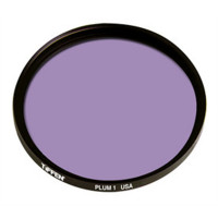 TIFFEN 412PL1 4 1/2 PLUM 1 FILTER