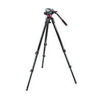 MANFROTTO MVK502C Manfrotto MVK502C Pro Video Carbon Fibre Tripod System