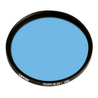 TIFFEN 412TB1 4 1/2 TROPIC BLUE 1 FILTER