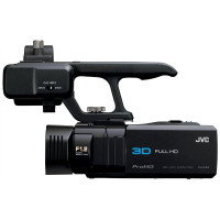 Full HD camcorder, 3D