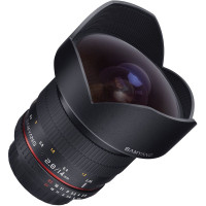 Samyang 14mm f/2.8 Canon EF lens