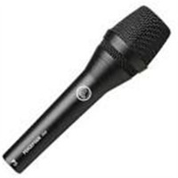 Dynamic handheld microphone fo