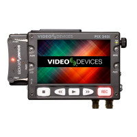 SOUND DEVICES PIX-240I Video Devices PIX 240i 5-inch Recorder/Monitor