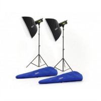 LASTOLITE 3509RTUK Lumen8 Kit F400 With 2 Stands