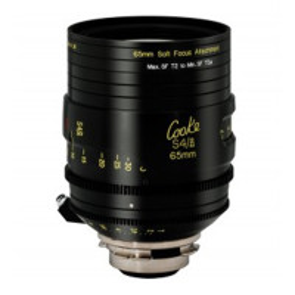 COOKEOPTICS S4I 65MM SOFT FOCUS Cooke 65mm S4/i Soft Focus Lens Attachment